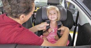Colocación sillitas infantiles