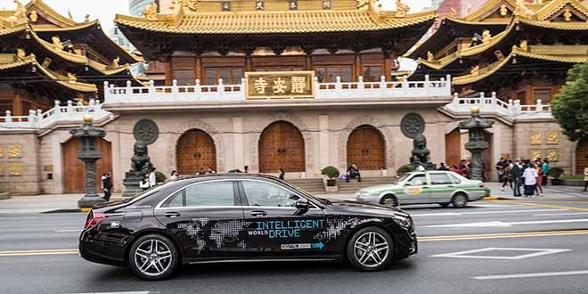 Daimler probará el coche autónomo en Pekin