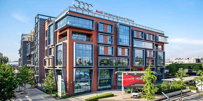 Audi y Huawei trabajarán juntas en tecnologías de conectividad inteligente