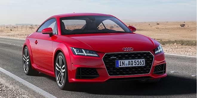 Audi presenta la tercera generación de su deportivo TT
