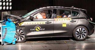 El nuevo Ford Focus y el Volvo XC40 logran las cinco estrellas de Euro NCAP