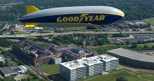 Goodyear probará sus nuevos neumáticos en la Estación Espacial Internacional