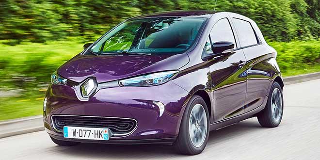 Renault añade una opción más potente y un nuevo acabado a su eléctrico Zoe