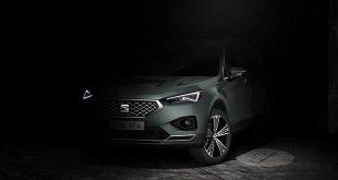 Seat presentará el nuevo Tarraco, su nuevo SUV grande, en septiembre