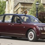 Bentley Arnage R de la Reina de Inglaterra