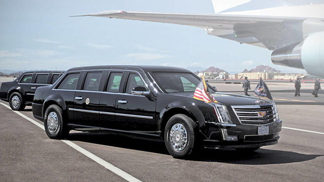 CAdillac One de Estados unidos
