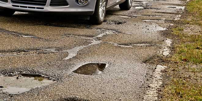 Un estudio revela un empeoramiento general del estado de las carreteras españolas
