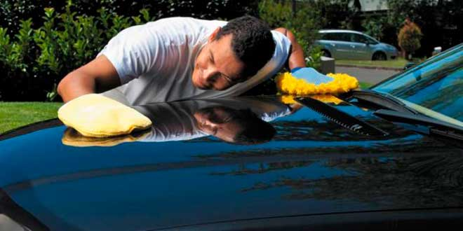 Limpieza del vehículo