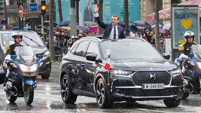 DS/ Crossback de la república francesa