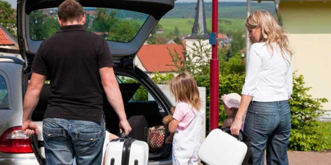 Carga de equipaje