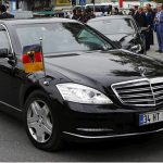 Mercedes-Benz S 600 Guard de la Canciller alemana