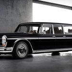 Mercedes-Benz 600 Landaulet de Kim Jong-Un