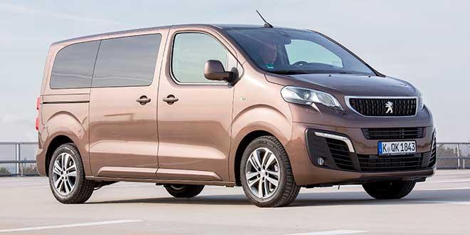 Peugeot Traveller Long