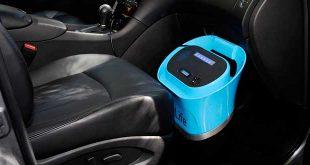 Airlife purifica el aire del coche