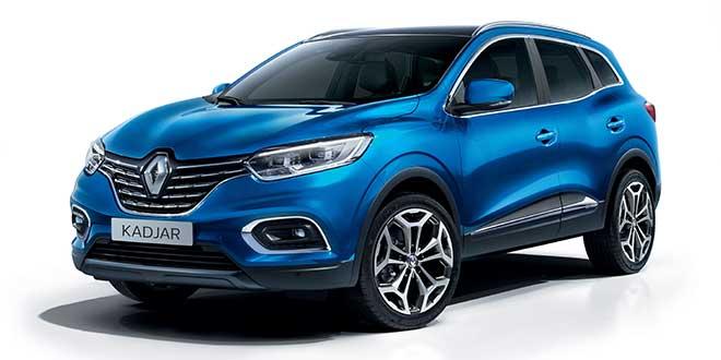 Renault actualiza el Kadjar, uno de los SUV más populares del mercado