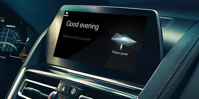 BMW presenta su primer asistente digital