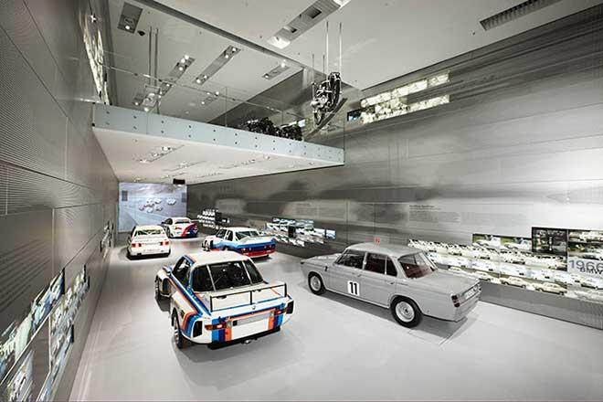 Mejores museos de coches