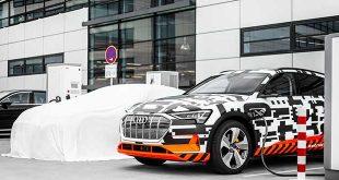 Audi crea una tarjeta para facilitar el proceso de carga eléctrica a sus clientes
