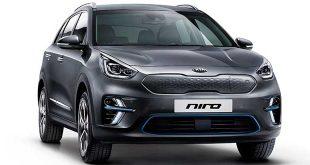 El Kia Niro eléctrico aumentará su autonomía hasta los 485 km