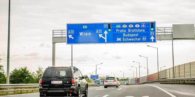 Las mejores rutas en coche por Europa