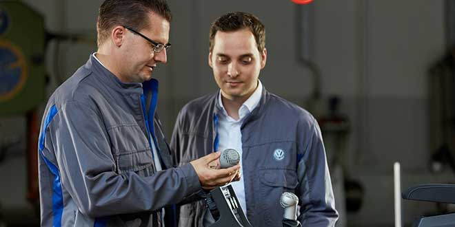 Volkswagen incorpora la impresión 3D en la producción de sus vehículos