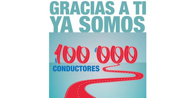 100.000 coches ALD
