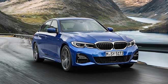 El nuevo BMW Serie 3 estrena el nuevo lenguaje de diseño de la marca alemana