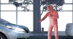 Lexus presenta una nueva generación de su sistema de seguridad Safety System+