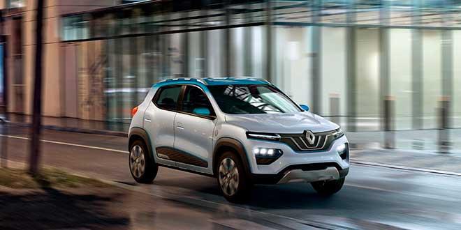 Renault anuncia el lanzamiento de un nuevo SUV eléctrico asequible