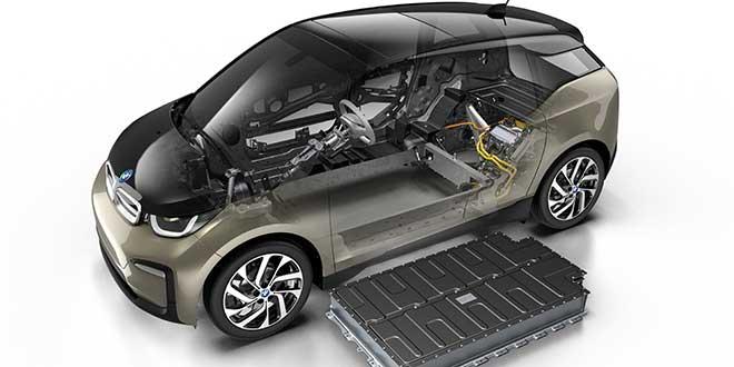 El BMW i3 aumenta su batería