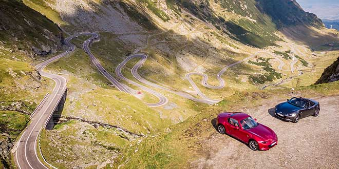 Las 10 carreteras más exóticas del mundo para conducir