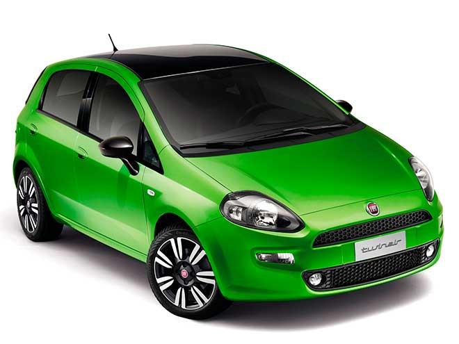 Fiat Punto GNC