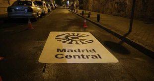 Así es el APR Madrid Central: en vigor desde el 30 de noviembre