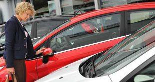 Las ventas de automóviles nuevos caen un 17% en septiembre