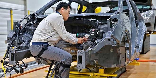 Hyundai incrementará su investigación en tecnología robótica