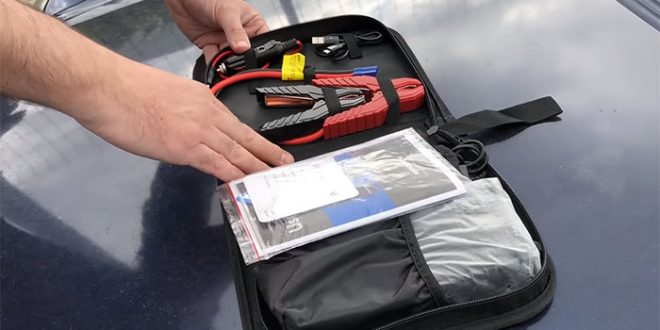 arrancadores de batería portátiles
