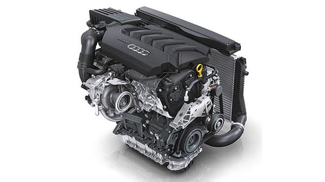Motores Audi 2.0 TFSI