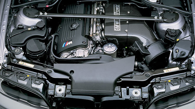 Motor BMW 3.2