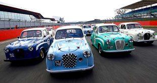 Faros de coches clásicos