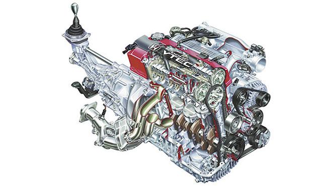 Motor Honda 2.0 F20C2