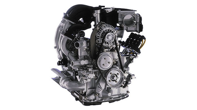 Motor Mazda 1.3 Renesis