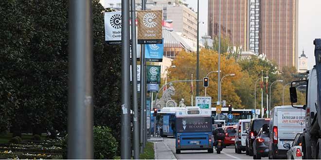 Así es la nueva Ordenanza de Movilidad Sostenible de Madrid