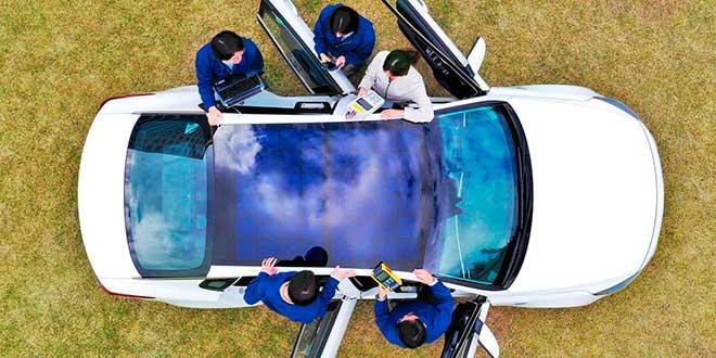 Hyundai carga solar