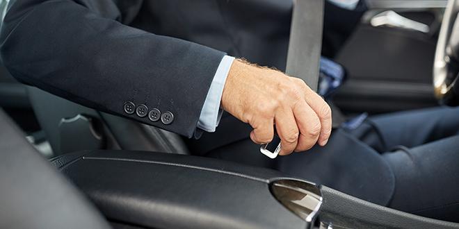 cinturon seguridad ALD