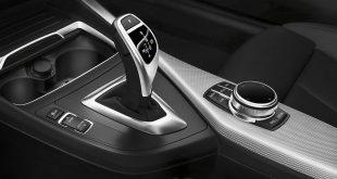 Cambio automático de BMW