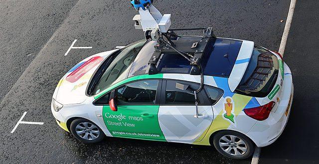 Google Maps contaminación