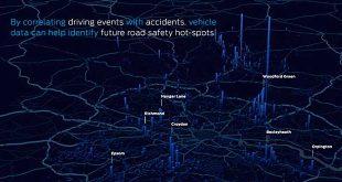 Ford estudia la aplicación del Big Data en la seguridad de las grandes ciudades