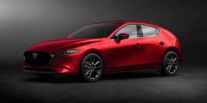 El Mazda 3 estrena nueva generación