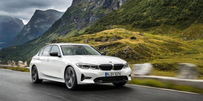 BMW Serie 3 exterior