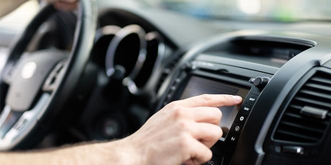 conectividad 5g en el vehículo